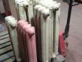 Proceso de restauración de radiadores Antiguos