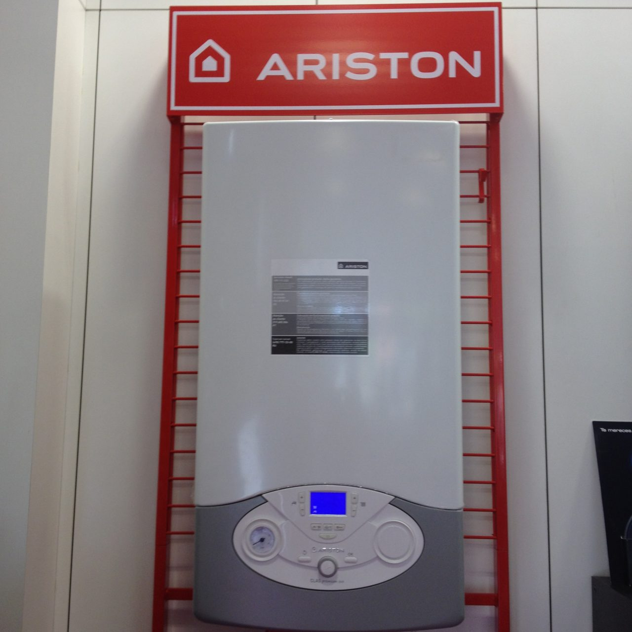 Instalacion Ariston