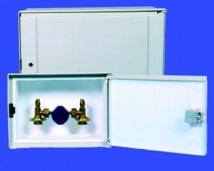 Armarios para contadores de agua, varios modelos