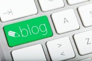 Teclado con acceso al mejor Blog de calderas
