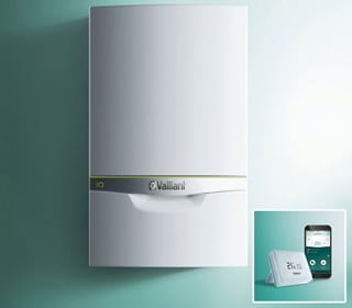 Caldera Vaillant ecoTec exclusiv + termostato vsmart WiFi