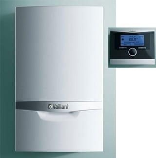 Caldera Vaillant ecotecPlus + termostato calormatic 370f