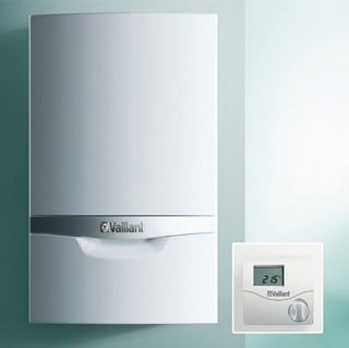 Caldera Vaillant ecotecPlus + termostato vrt50