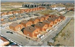 Expansión de la edificación en Rivas Vaciamadrid