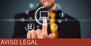 Web con Aviso Legal