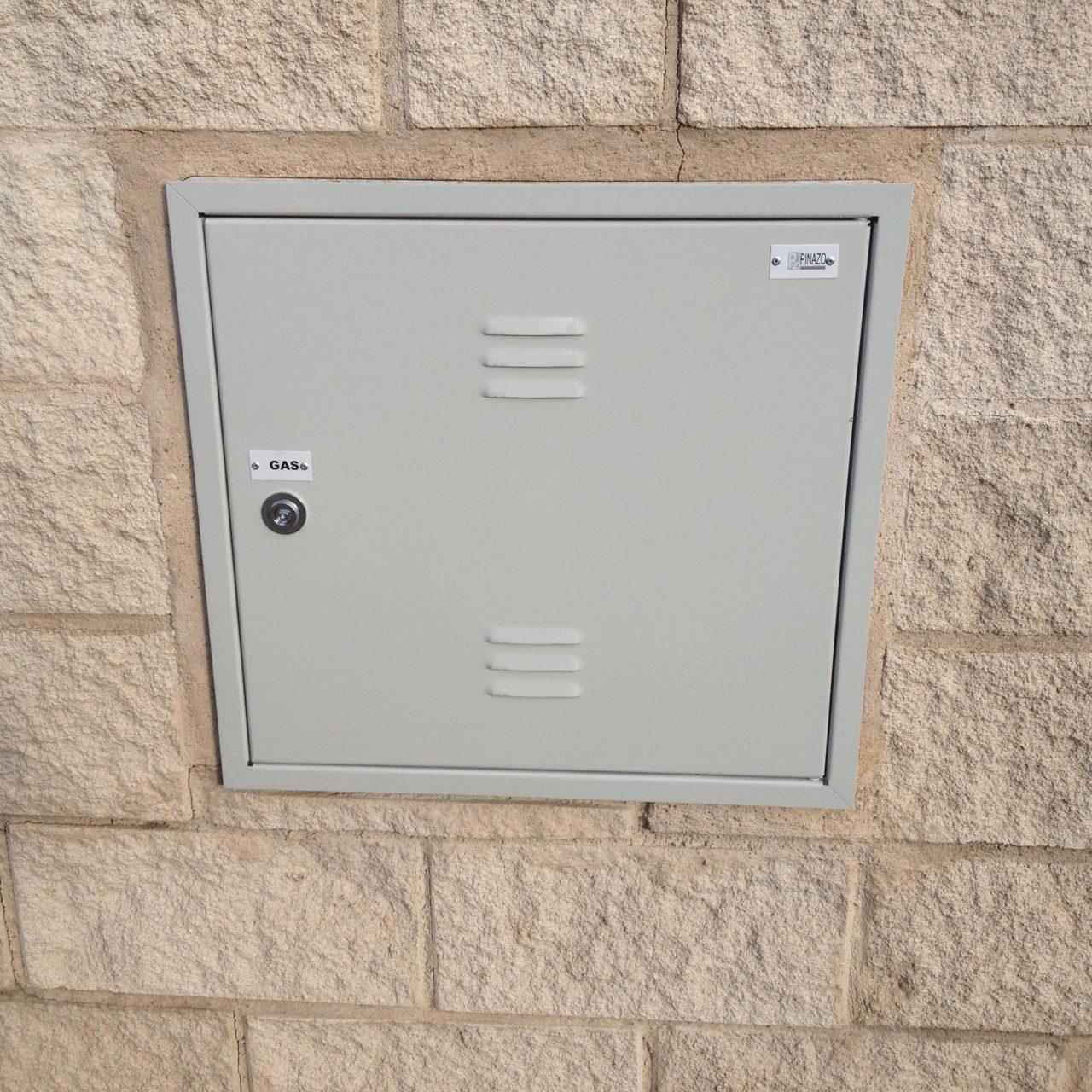 Puerta Universal del gas