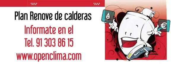 Calderas Plan Renove 2014 Listado de calderas y fabricantes