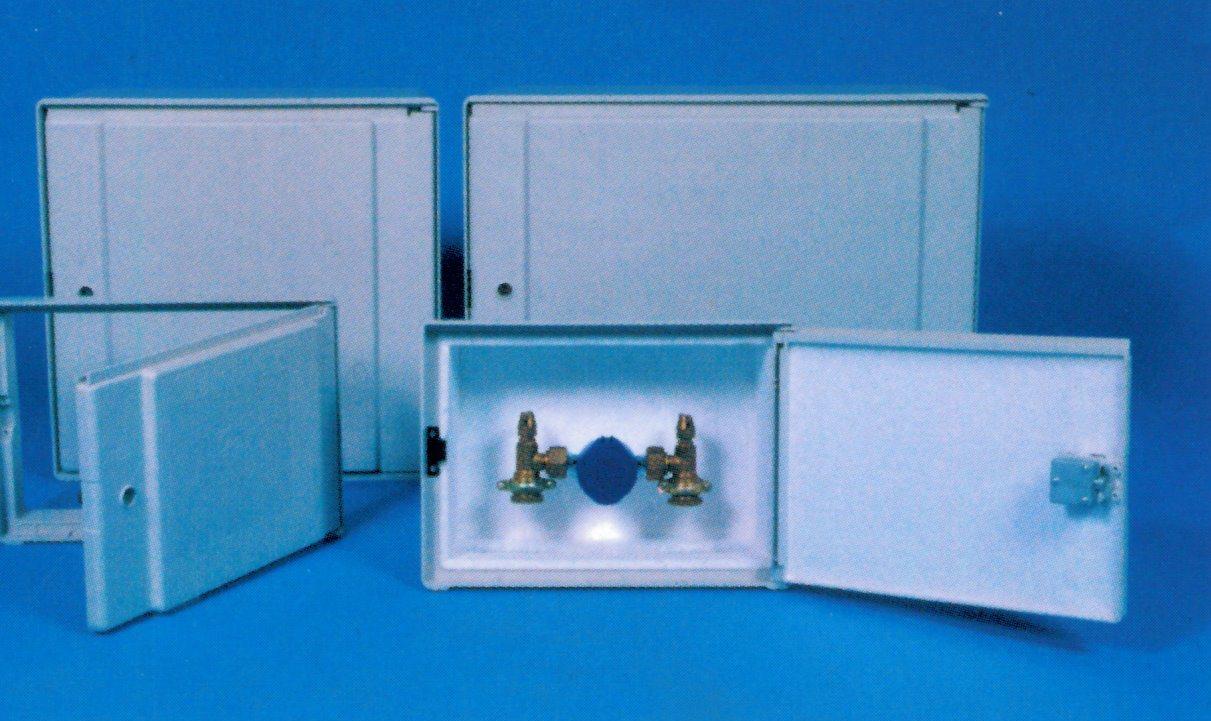 Armarios para contadores de agua