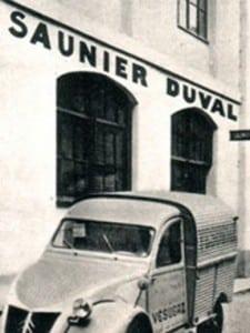 Saunier-Duval-historia