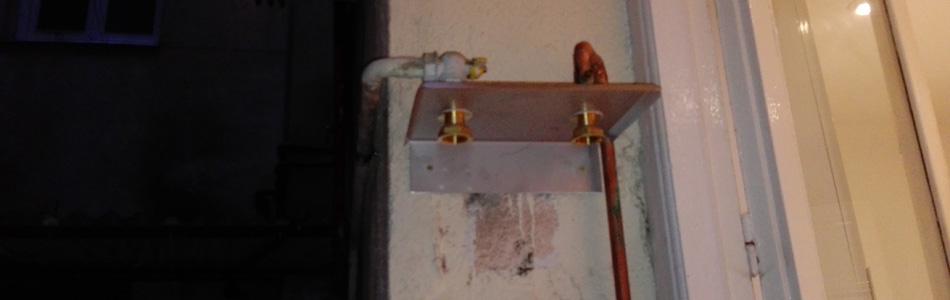 Soportes para contadores de gas openclima calderas de gas - Radiadores para gas natural ...