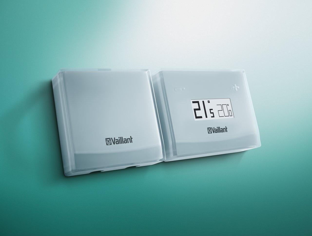 Vaillant termostato wifi openclima calderas de gas - Caldera de calefaccion ...