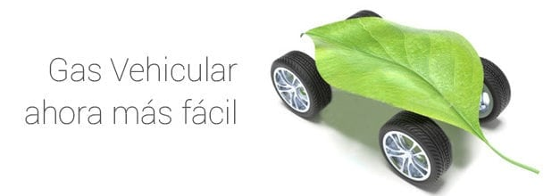 Gas Vehicular ahora más facil
