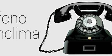 Teléfono Openclima Online