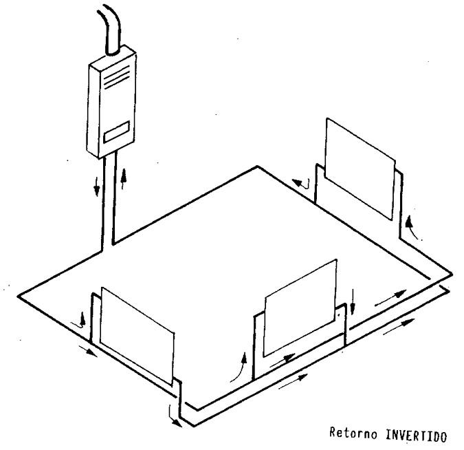 Colectores calefaccion por radiadores perfect los - Radiadores de calefaccion ...