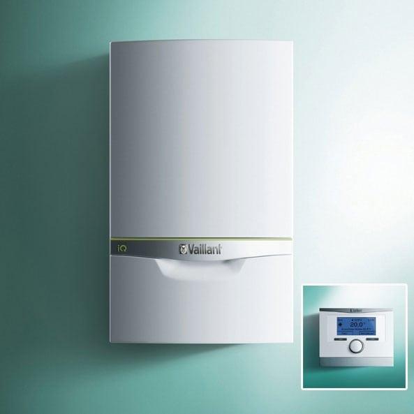 Ecotec Exclusive + termostato multimatic 700