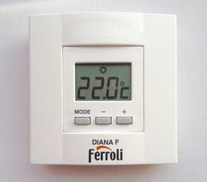 Termostato Ferroli Diana F