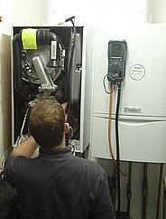 mantenimiento de calderas