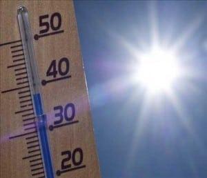 Verano caluroso