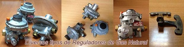 Reguladores de gas natural openclima online for Regulador de gas natural precio