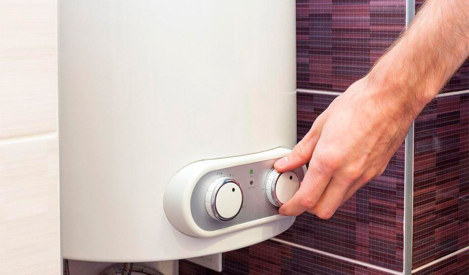 Termos eléctricos para agua caliente